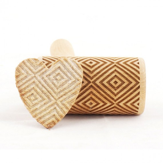 Geometric mini rolling