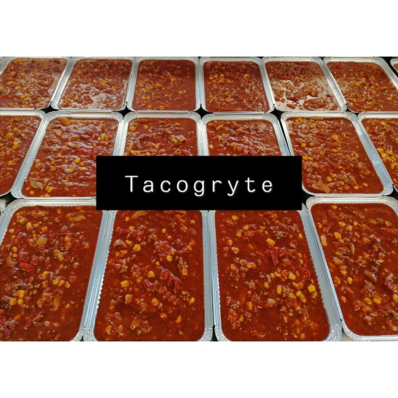Tacogryte