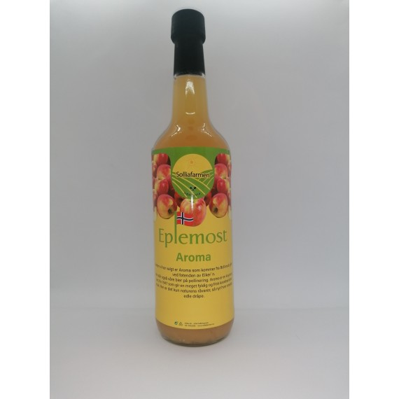 Aroma eplemost 0,7 flaske
